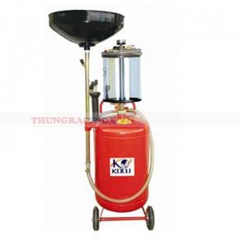 Máy hút dầu thải dùng khí nén KQ 3197