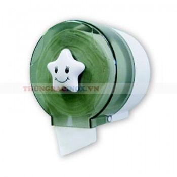 hộp đựng giấy vệ sinh bằng nhựa trong suốt