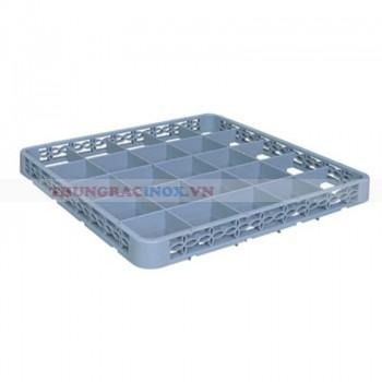 Khay nhựa chia nhiều ngăn thu gom thìa đĩa