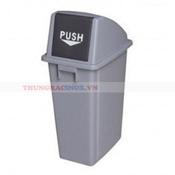 Thùng đựng rác nhựa TPHCM