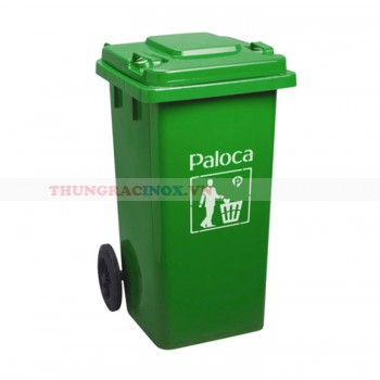 Thùng rác nhựa 120L