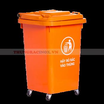 thùng rác nhựa 50l nhập khẩu