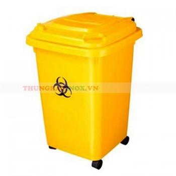 Thùng rác nhựa HDPE 50L