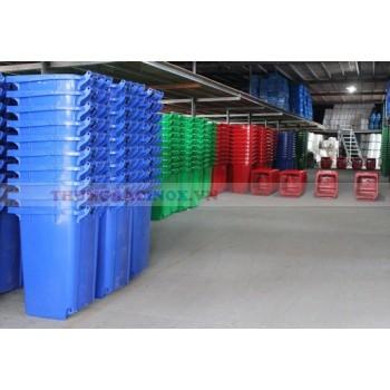 Thùng rác tại An Giang