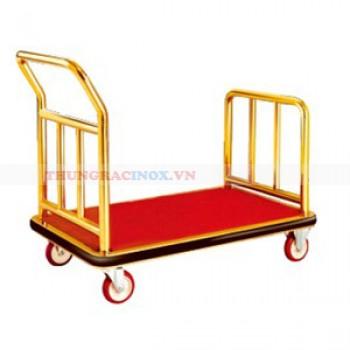 xe đẩy hành lý hình chữ u