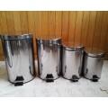 Mua thùng rác inox giá rẻ tại Hà Giang