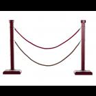 Cột chắn hai dây trùng cao cấp giá rẻ