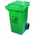 Thùng rác nhựa công nghiệp nhập khẩu