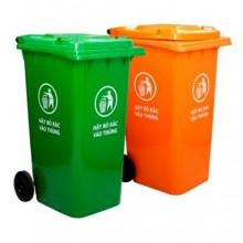 Bán thùng rác nhựa tại Quảng Ninh