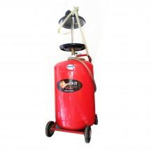 Máy hút dầu thải dùng khí nén KQ 3190