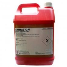 hóa chất làm sạch và đánh bóng chuyên dụng shine on
