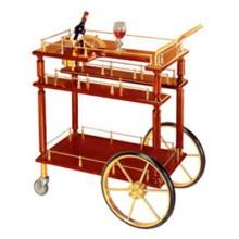 Kệ đậy rượu bằng gỗ nhập khẩu