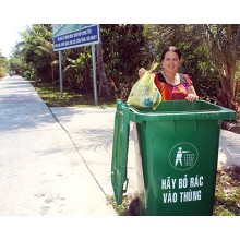 Mua thùng rác nhựa tại Hậu Giang