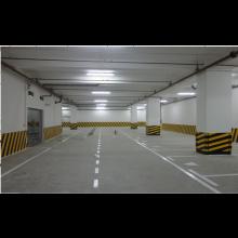 Sơn kẻ vạch ô tô ,xe máy khu vực tầng hầm