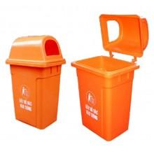 Thùng đựng rác nhựa công cộng MGB 95L