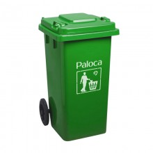 Thùng rác nhựa composite 120L