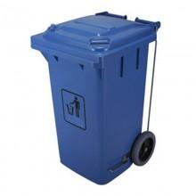 Thùng rác nhựa đạp chân 240 lít
