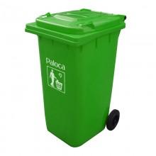 Thùng rác nhựa nhập khẩu 240 lít