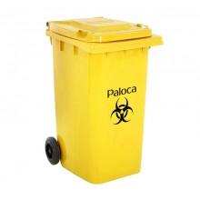 thùng rác nhựa y tế 240 lít