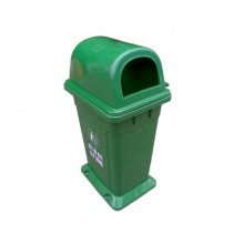Thùng rác nhựa công cộng MGB 95L cố định