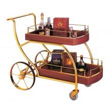 Xe chở rượu đẹp có bánh xe