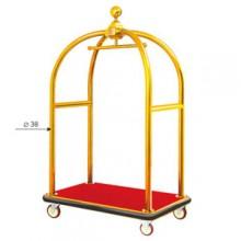 xe vận chuyển hành lý cao cấp của khách