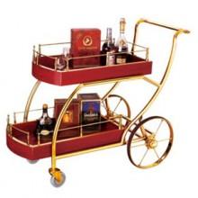 Xe chở rượu đẹp có bánh xe WY-57