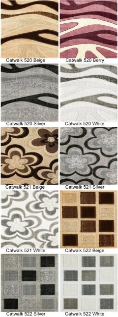 Thảm trang trí Catwalk