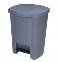 Thùng rác nhựa đạp chân hình vuông