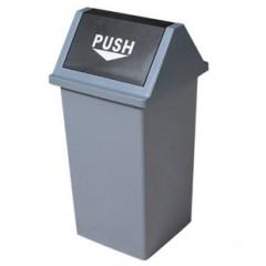 Thùng rác nhựa HDPE nắp bập bênh giá rẻ