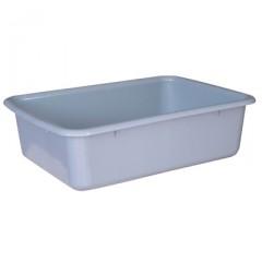Khay nhựa chữ nhật dùng cho xe dọn vệ sinh bàn ăn