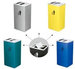 Bán thùng rác inox cao cấp giá rẻ tại Yên Bái
