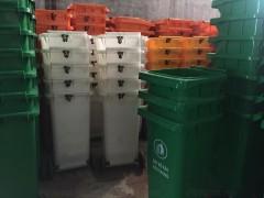 Bán thùng rác tại Bạc Liêu