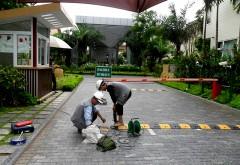Chuyên cung cấp gờ giảm tốc bằng cao su cho sân bay