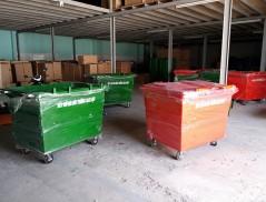 Đại lý cung cấp thùng rác tại Hà Tĩnh