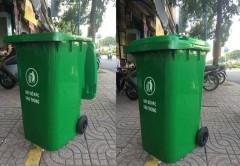 Đại lý cung cấp thùng rác tại Nghệ An