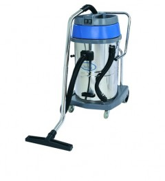 máy hút bụi hút nước 70L thân inox