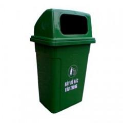 Thùng đựng rác nhựa HDPE 95L