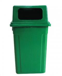 Thùng rác 90 lít nắp hở