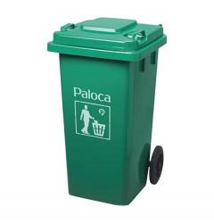 Thùng rác nhựa công cộng 240 lít