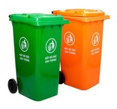 Thùng rác nhựa 120 lít