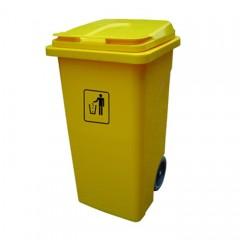 Thùng rác nhựa HDPE công cộng