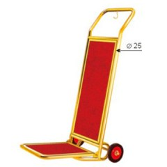 Xe vận chuyển hành lý hình chữ L