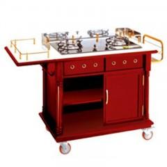 Tủ bếp di động nấu ăn tại bàn WY-84