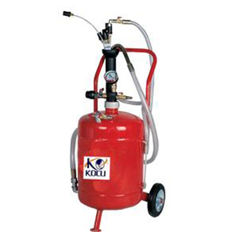 Máy hút dầu thải dùng khí nén KQ-3024