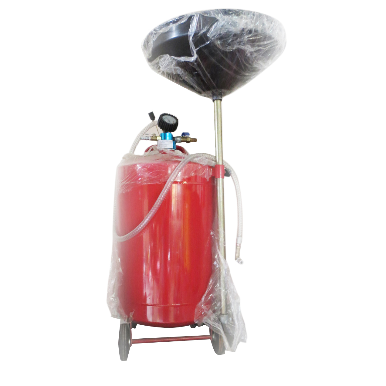 Máy hút dầu thải dùng khí nén KQ-3194