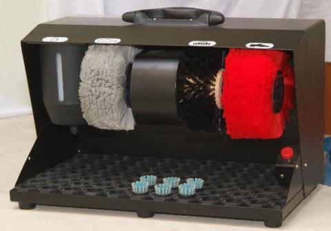 máy đánh giày tự động văn phòng