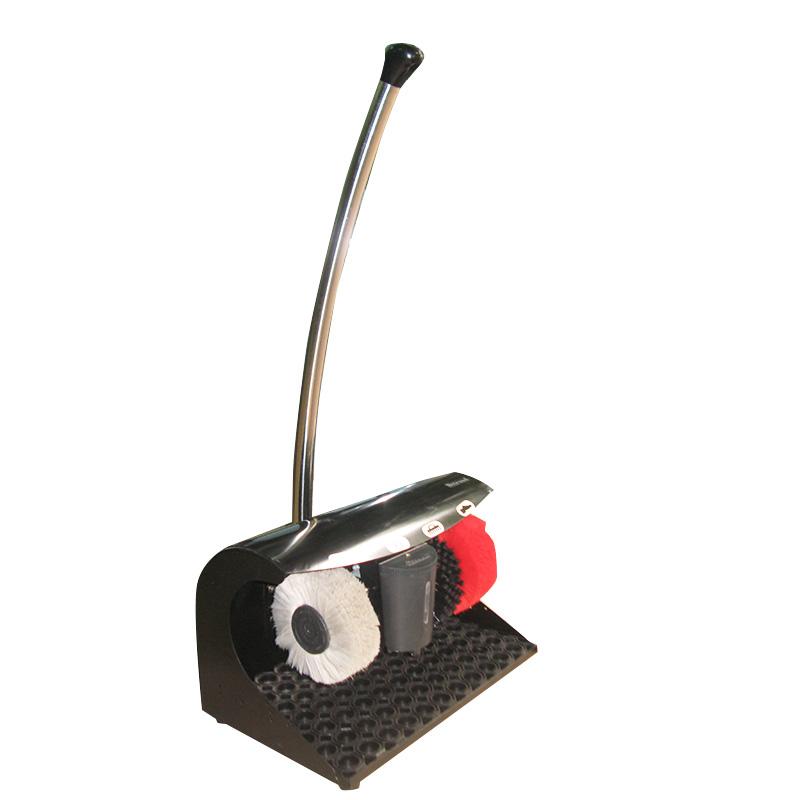 Máy đánh giầy sử dụng nút công tắc