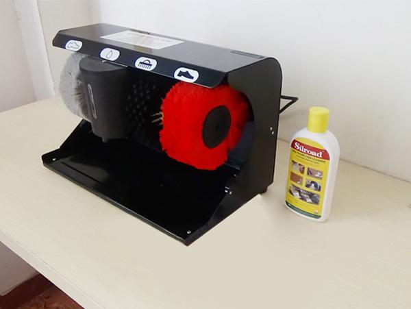 máy đánh giày tự động cho gia đình