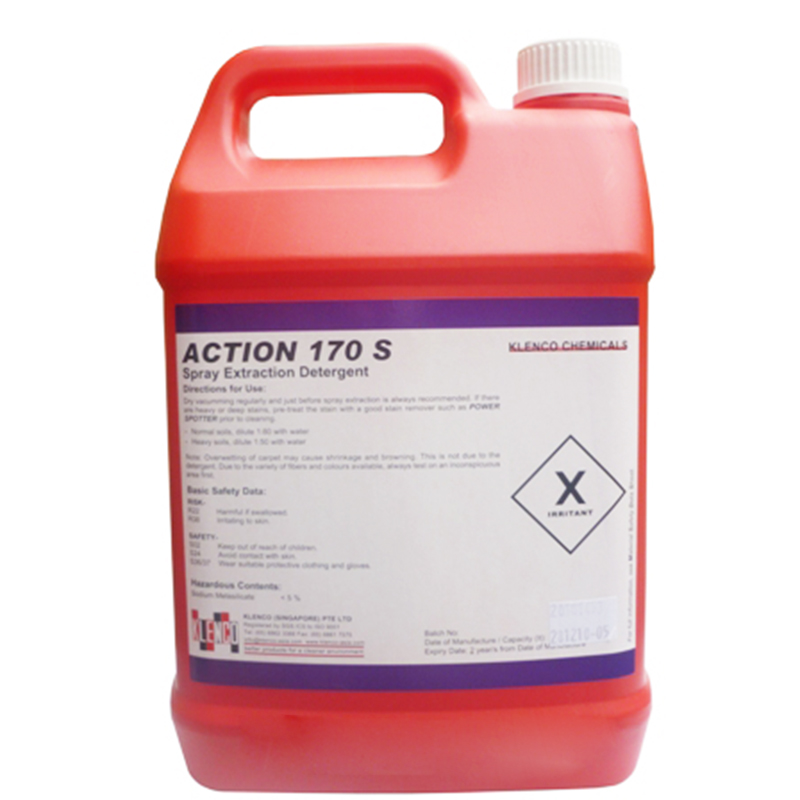 hóa chất chuyên dụng giặt thảm giặt ghế nỉ action 170s